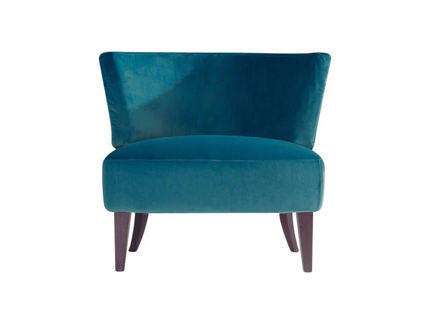 Fabric easy chair KONDI | Easy chair by Twils
