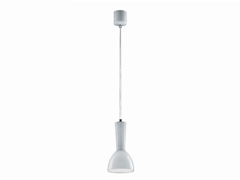 LED blown glass pendant lamp KONE | LED pendant lamp by ALMA LIGHT