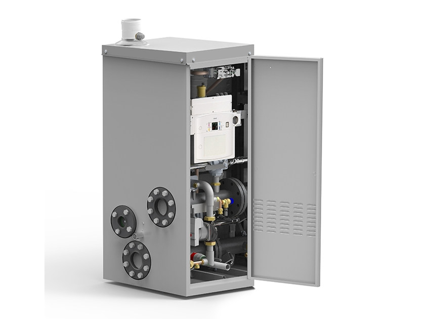 Class A aluminium condensation boiler KONf 115 by Unical AG