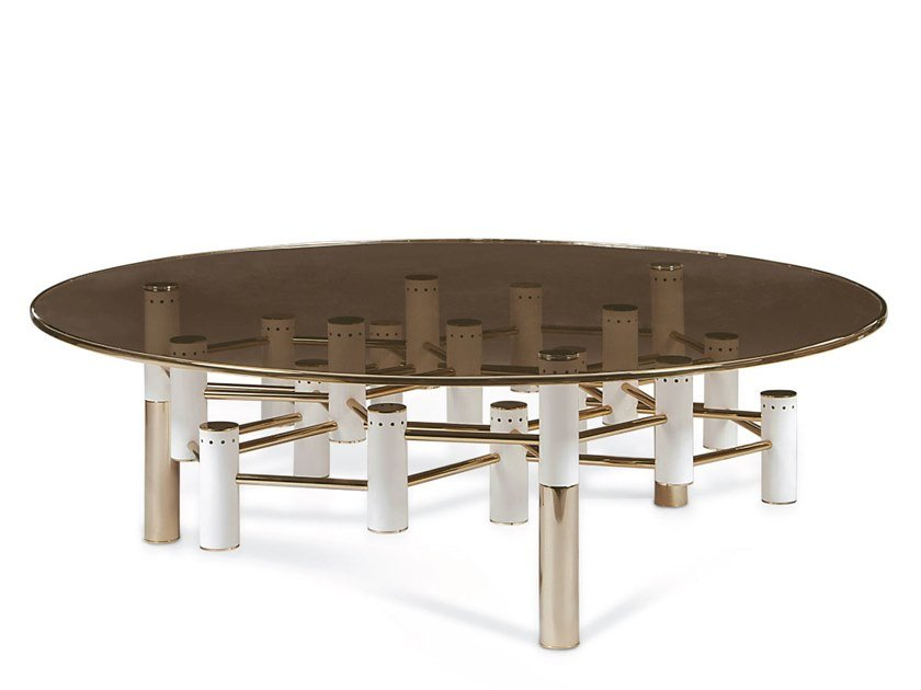 Round coffee table KONSTANTIN   Coffee table by Delightfull