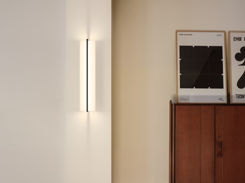LED wall lamp KONTUR 6414 by Vibia