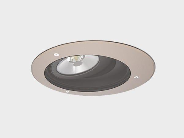 Faretto per esterno a LED a soffitto da incasso KORE   Faretto per esterno a soffitto by Cariboni group