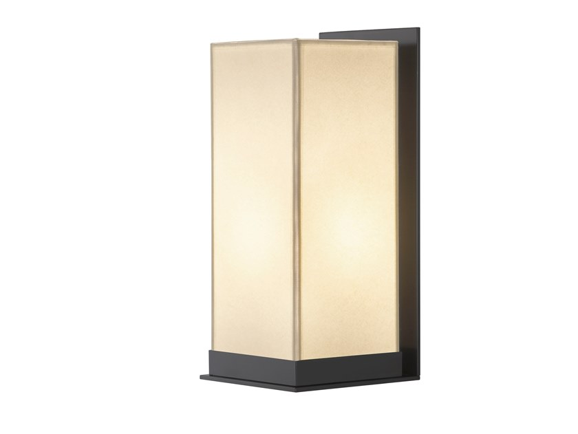 Direct light paper wall light KORT | Wall light by Kevin Reilly Collection