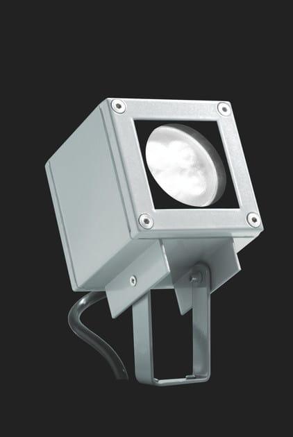 LED aluminium Outdoor floodlight KOS F.3880 by Francesconi & C.