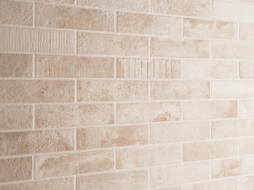 Wand- und Bodenbelag aus Feinsteinzeug mit Backstein-Effekt KOTTO XS ...