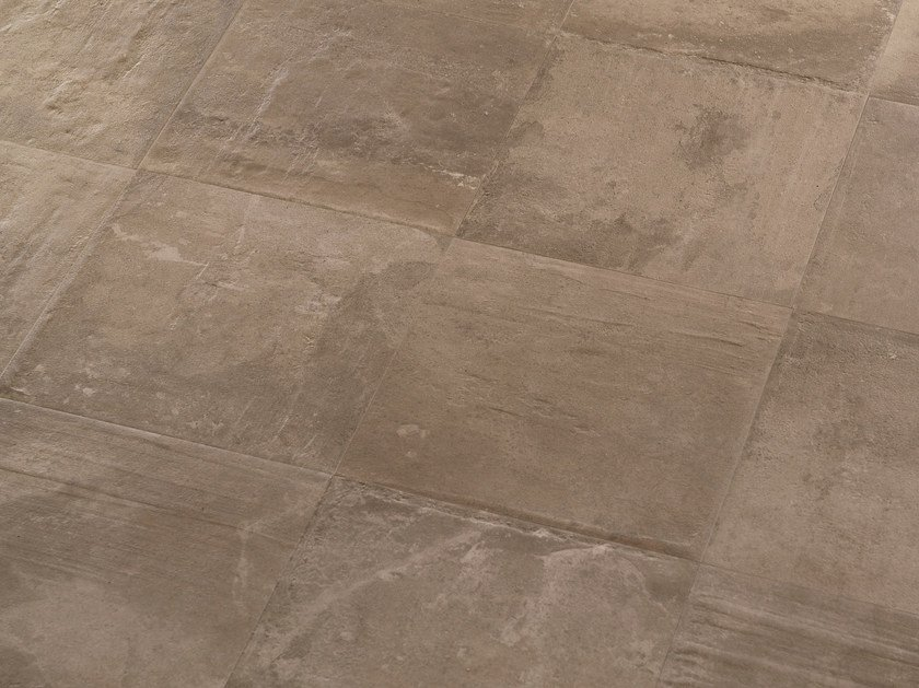 Porcelain stoneware wall/floor tiles with terracotta effect KOTTO XS TERRA by EmilCeramica by Emilgroup