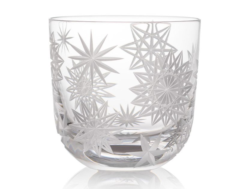 Water crystal glass KRAKATIT | Water glass by Rückl