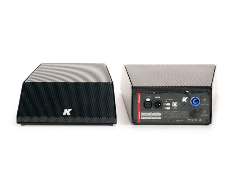 Altoparlante in acciaio inossidabile a basso profilo TURTLE KRM33 by K-array