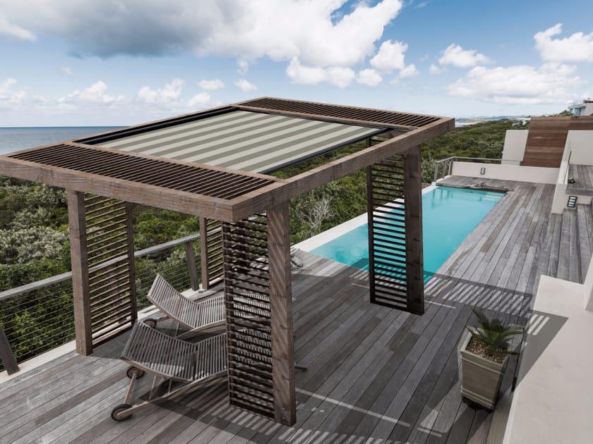 kronos freistehende terrassen berdachung by alce. Black Bedroom Furniture Sets. Home Design Ideas