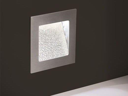 Segnapasso a LED in alluminio KRYPTO 2 by BEL-LIGHTING