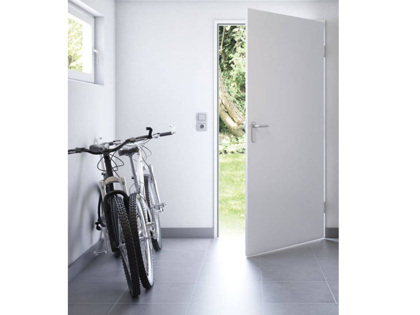 Steel safety door KSI 40 by HÖRMANN ITALIA