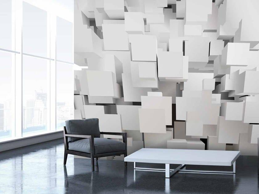 Digital printing wallpaper KUB by LGD01
