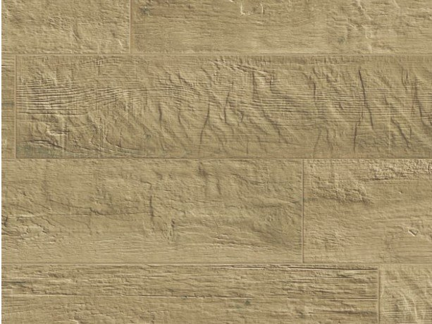 Porcelain stoneware flooring with wood effect KUNI ALMOND by Ceramica d'Imola