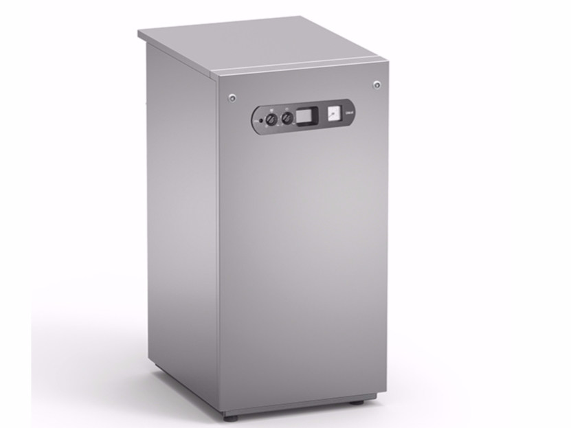 Floor standing condensing gas boiler KUTter R inox by Unical AG