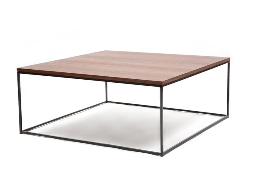 Tavolino da caffè quadrato KUUBIK L by SOFTREND