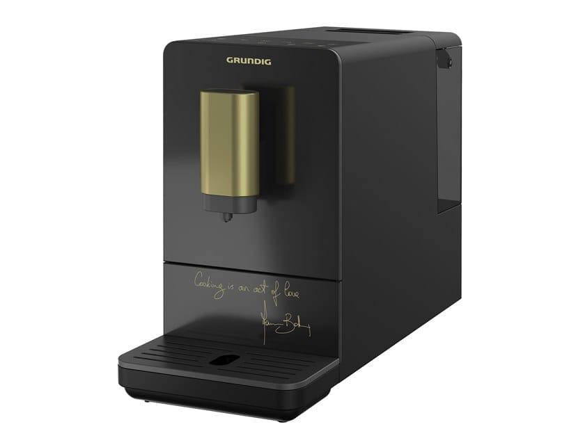 Macchina da caffè automatica con macinacaffè KVA 4830 MBC   Macchina da caffè by Grundig