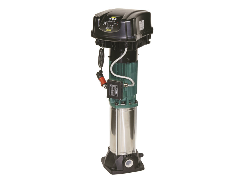 Multistage centrifugal pump with vertical axis KVCE by Dab Pumps