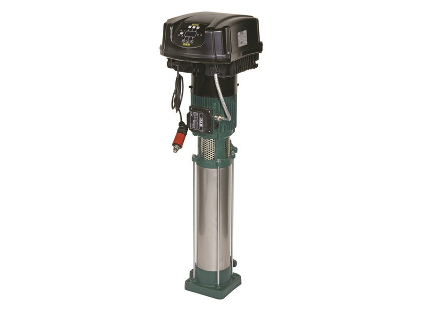 Multistage centrifugal pumps with vertical axis KVE 3-6-10 by Dab Pumps