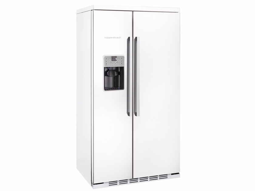 Double door no frost stainless steel refrigerator Class A + KW 9750-0 -2T | Refrigerator by Küppersbusch