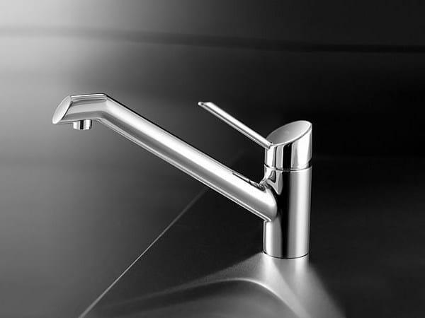 Countertop 1 hole kitchen mixer tap KWC BLISS | Kitchen mixer tap by KWC