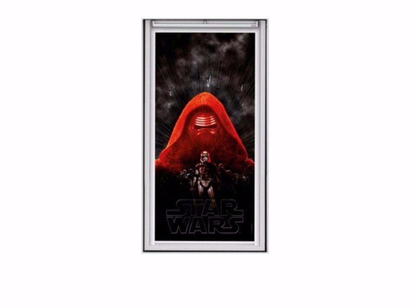 Dimming polyester roller blind KYLO REN by Velux