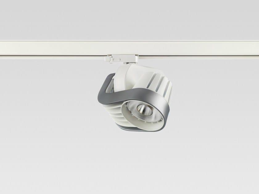 LED die cast aluminium Track-Light KYNEO LED by Reggiani