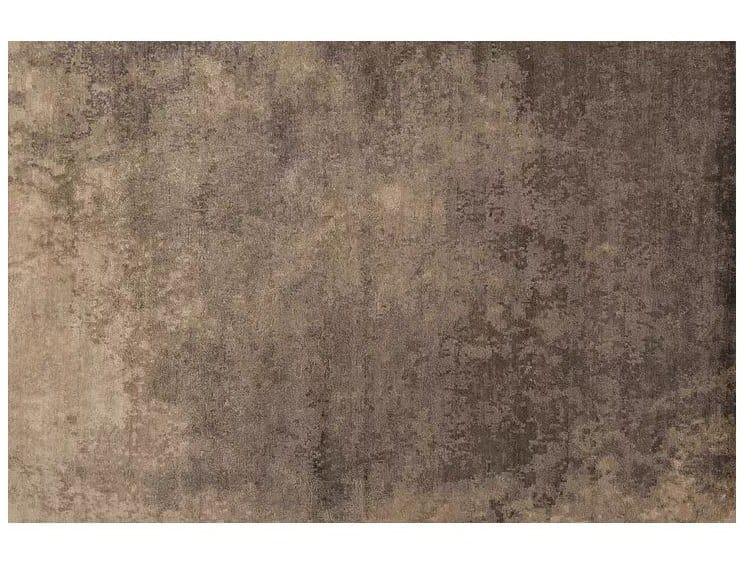 Handmade Bamboo silk rug LOFT L258B by Mohebban