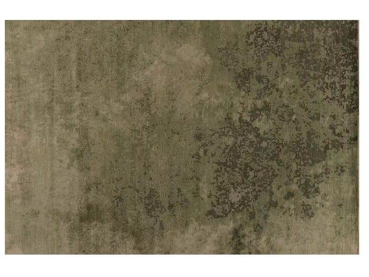 Handmade Bamboo silk rug LOFT L258C by Mohebban