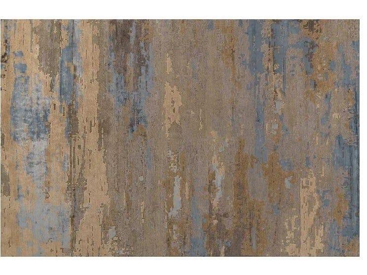 Handmade Bamboo silk rug LOFT L259A by Mohebban