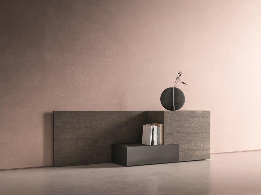 Modular oak sideboard LEI | Composition L601 by ZANETTE
