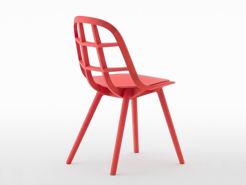 Lacquered chair NADIA | Lacquered chair by MEETEE
