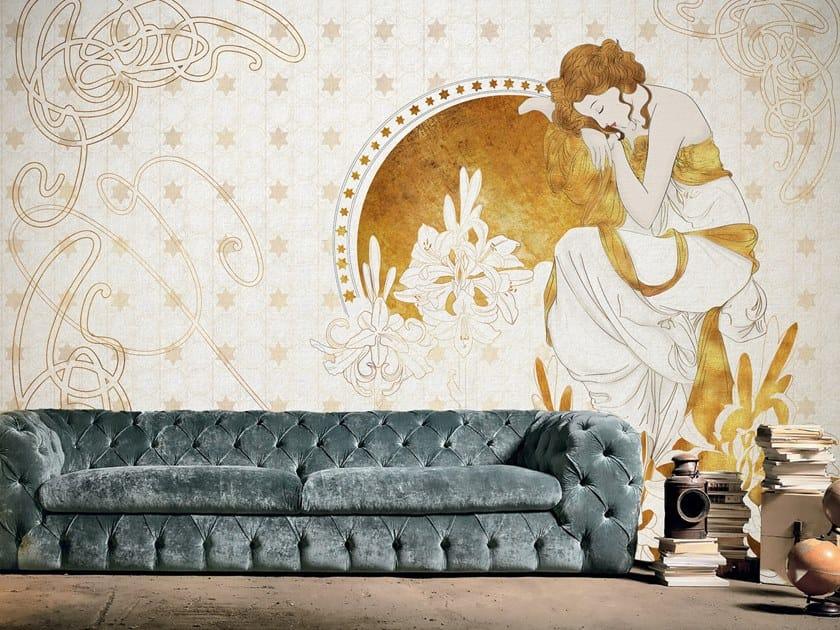 Wall tiles / wallpaper LADY M GOLD by Officinarkitettura®