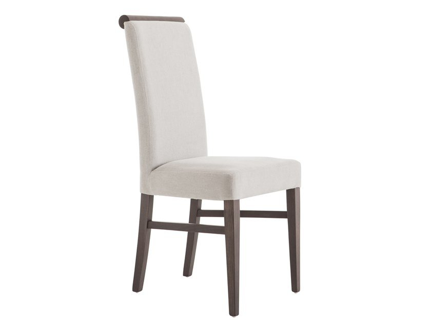 Upholstered beech chair LADY NEW 47OH.i4 by Palma