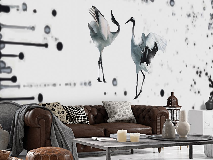Vinyl wallpaper LAGOON by Baboon