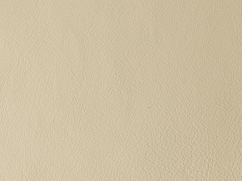 Solid-color leather fabric LAGUNA by Elastron