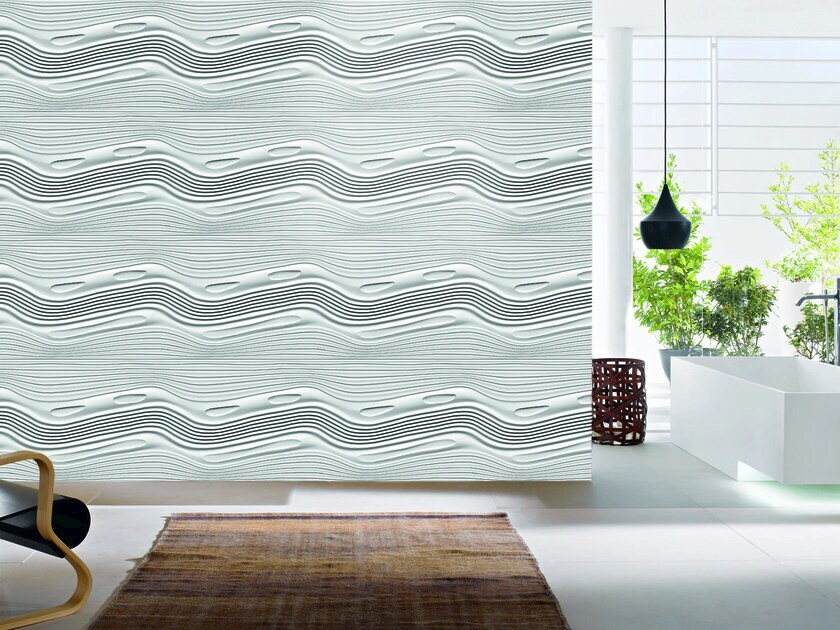 3D decorative panel LAGUNA by Mat&Mat