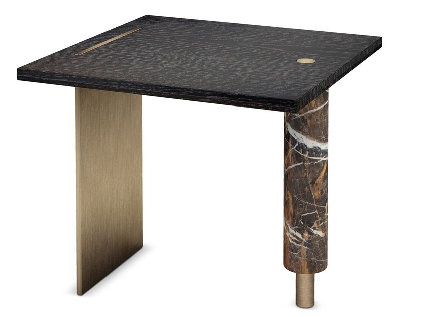Rectangular coffee table LAKEWOOD | Coffee table by Porustudio
