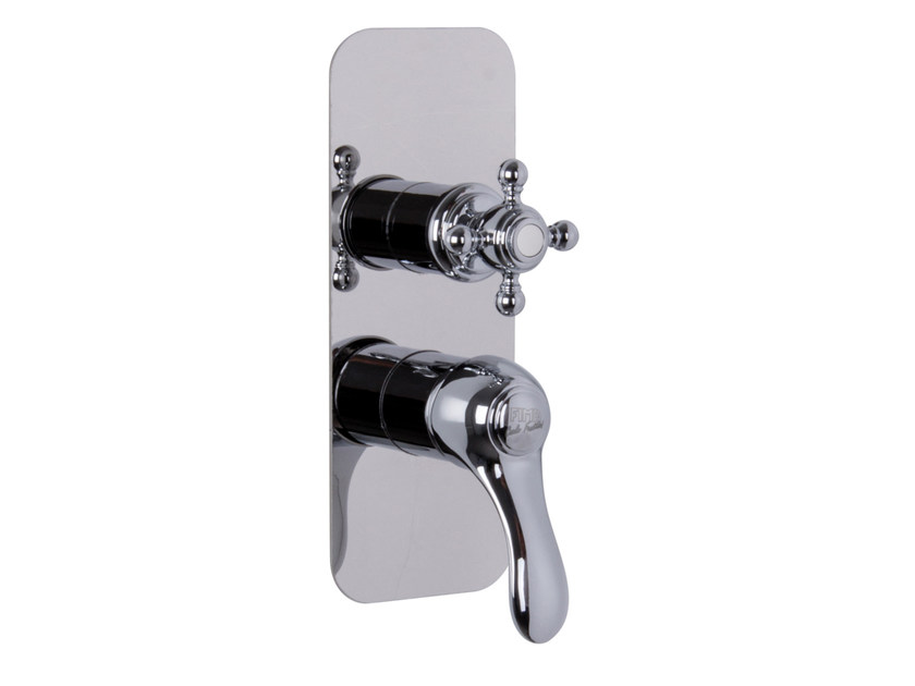 Wall-mounted remote control tap LAMP F3309X6 | Remote control tap by FIMA Carlo Frattini