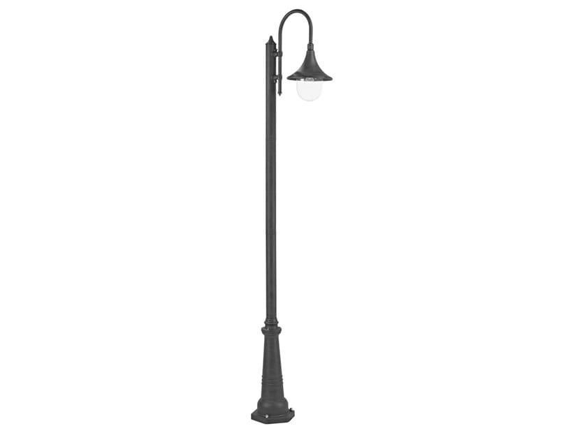 Lampione da giardino a lanterna in alluminio pressofuso LAMPARA 895 by SOVIL
