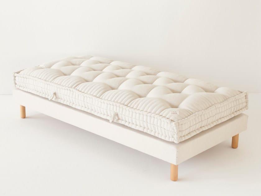 Cotton and wool mattress By Landmade