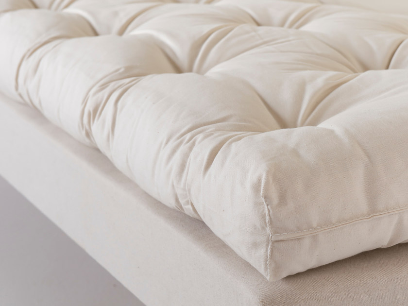 Futon cotton and wool mattress By Landmade