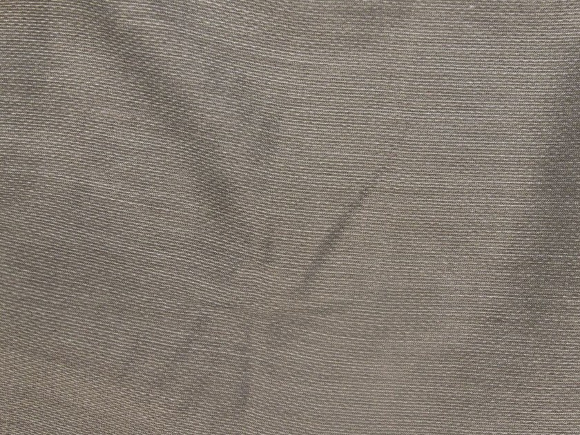 Solid-color synthetic fibre fabric for curtains LANA by Gancedo
