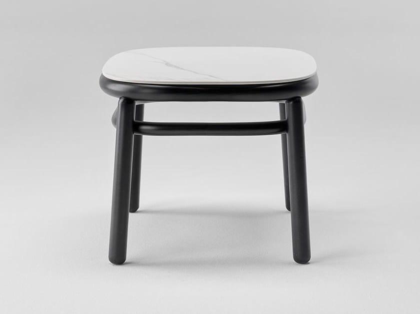 Square coffee table LANA | Square coffee table by ONDARRETA