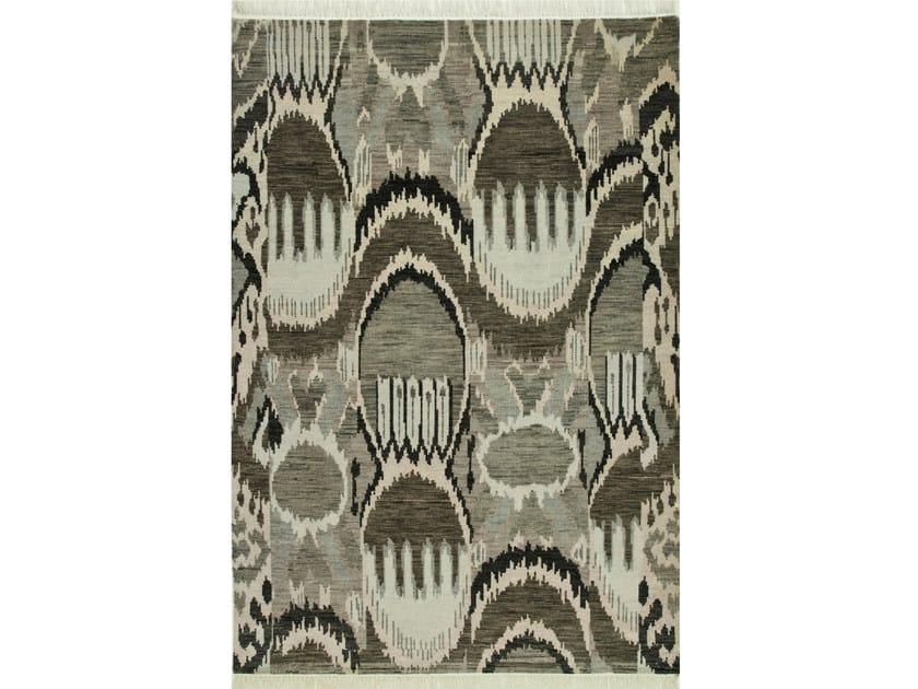 Wool rug LANCIA LCA-09 Ashwood/Liquorice by Jaipur Rugs