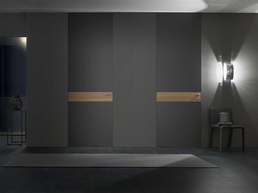 Hinged flush-fitting door LAND by Door 2000