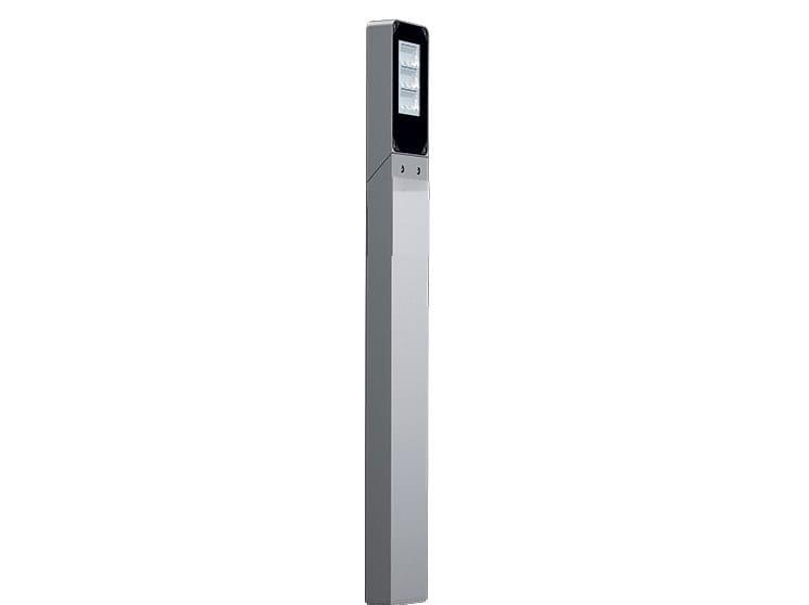 Bolardo luminoso LED de aluminio extrudado LANDER VERTICAL | Bolardo luminoso by iGuzzini