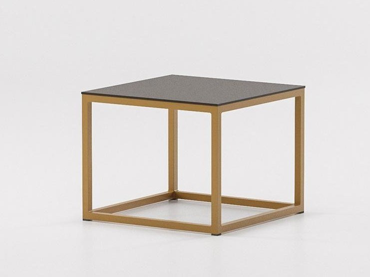 Aluminium coffee table LANDSCAPE | Coffee table by Kettal
