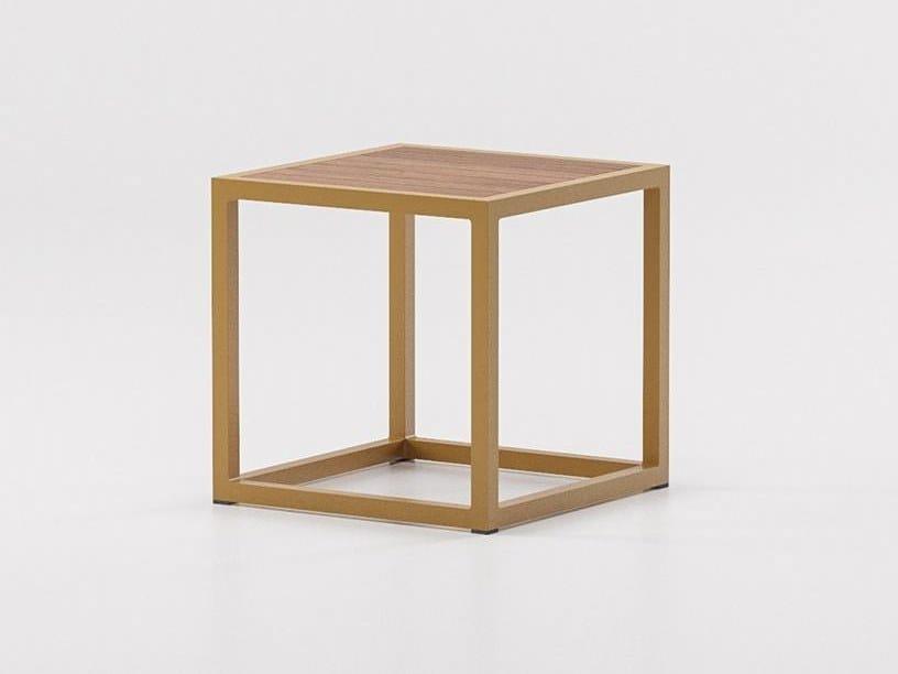 Teak coffee table LANDSCAPE | Teak coffee table by KETTAL