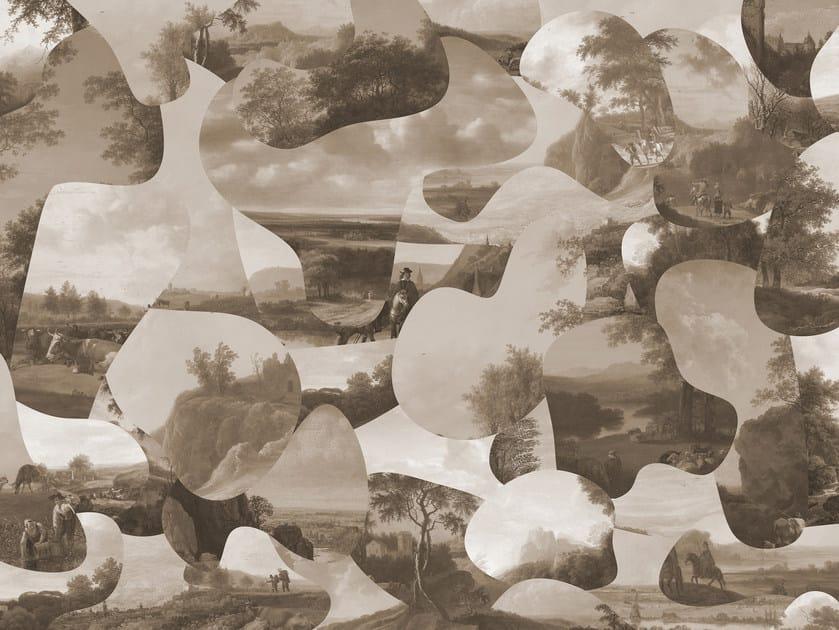 Wallpaper / floor wallpaper LANDSCHAP by Texturae