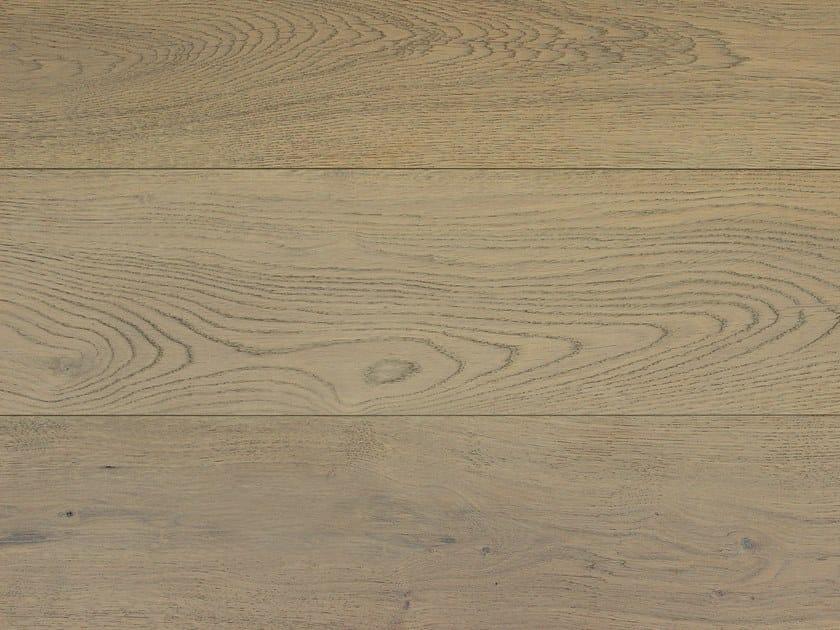 2 layers brushed oak parquet LANGHE by Lignum Venetia